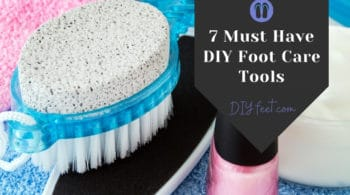 foot care tool for home